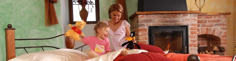Кованая спальня для детей
