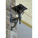 Металлические кованые фонари для дома и сада
