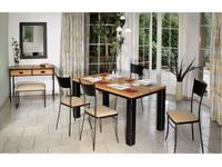 Стулья и столы: CARCASSONNE