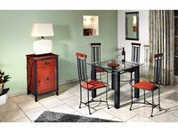Стулья и столы: GARGANO